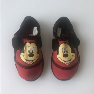 Mickey Mouse Shoes | Toddler Water Size